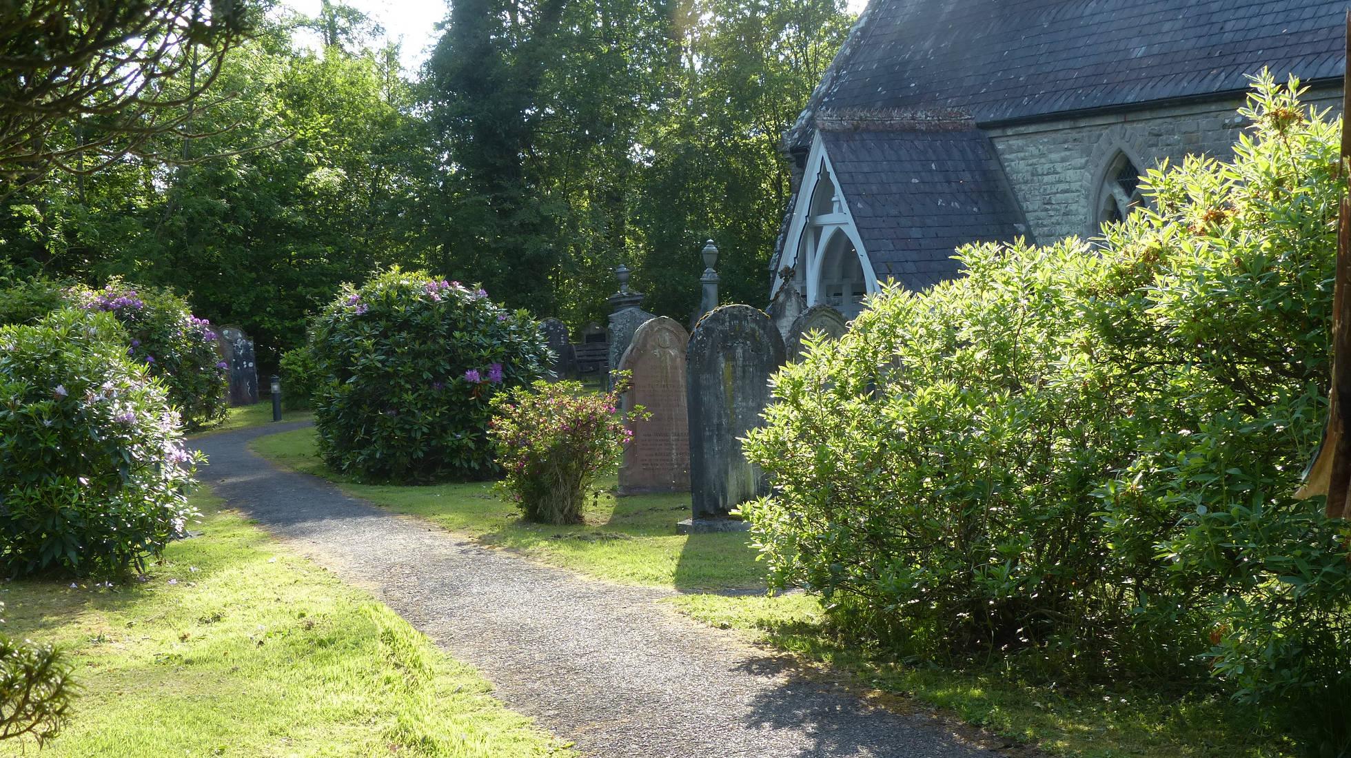 aranging-a-funeral-church